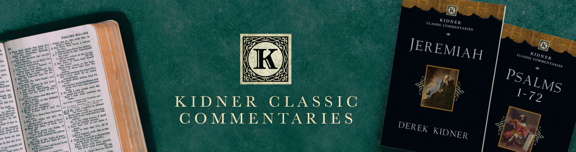 Kidner Classic Commentaries