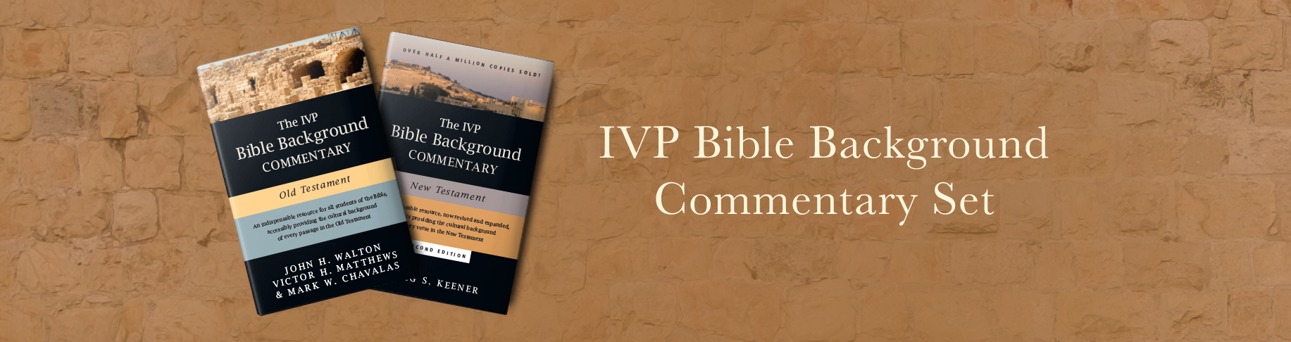 IVP Bible Background Commentary Set