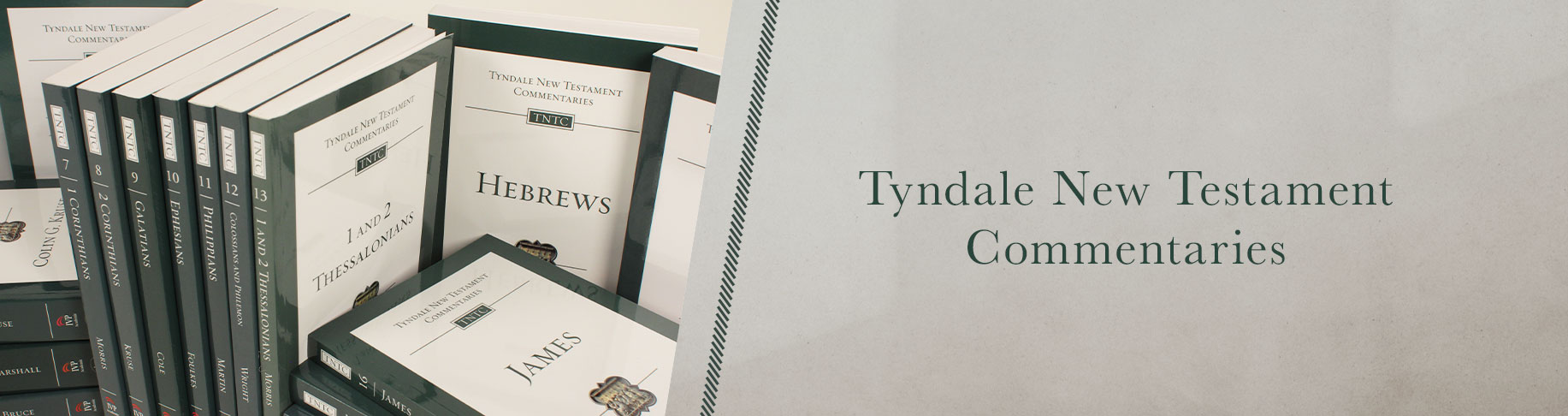 Tyndale New Testament Commentaries