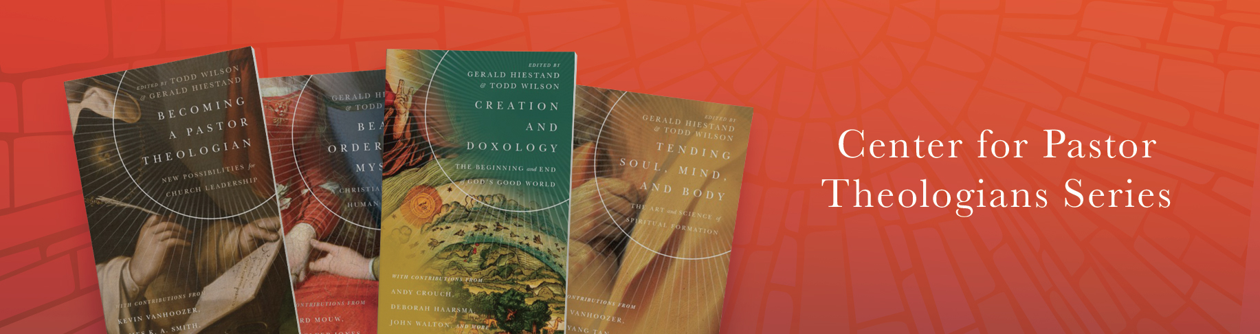 Center for Pastor Theologians Series