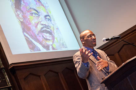 Birmingham Revolution Author Brings Prophetic Voice of MLK to Life