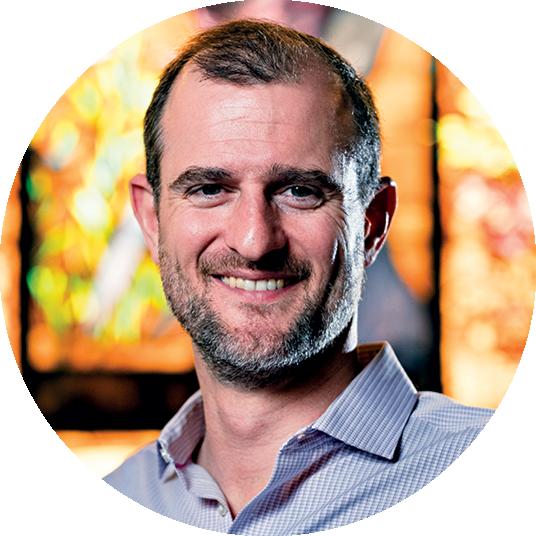 Todd Wilson - Enneagram & the Church