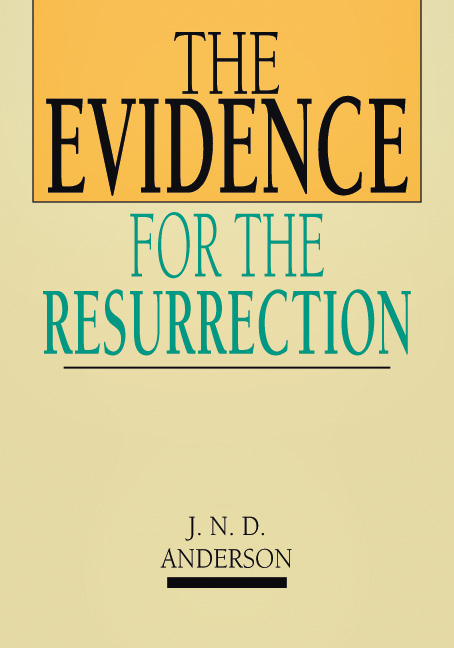 The Evidence for the Resurrection