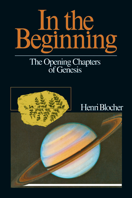In the Beginning