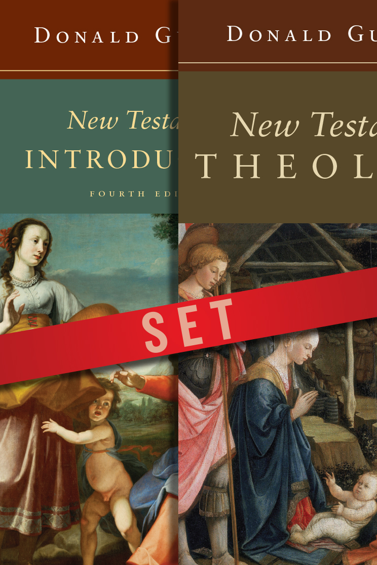 Guthrie New Testament Reference Set