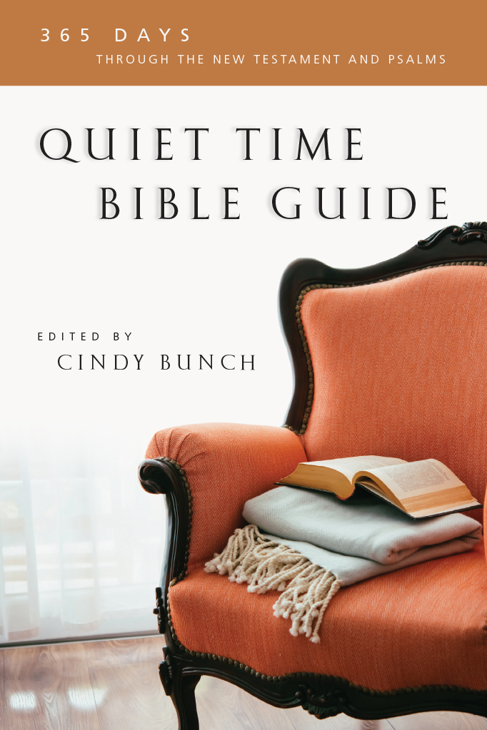 Daily quiet time bible study intervarsity press quiet time bible guide fandeluxe Gallery