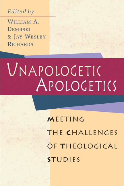 Unapologetic Apologetics