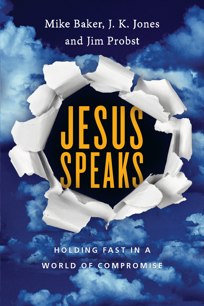 Jesus Speaks