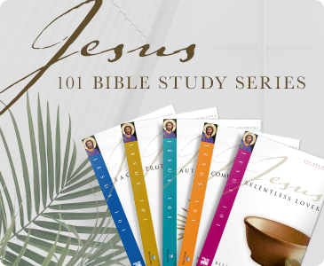 Jesus 101 Bible Study Series