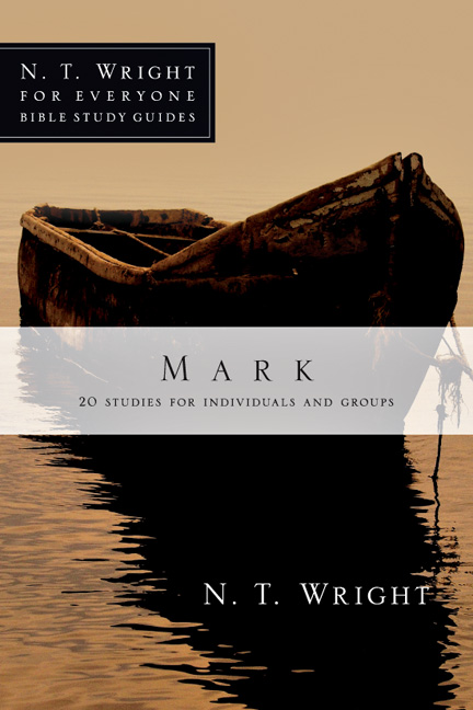 Gospel (Book) of Mark-Free Online Bible Study Lessons ...