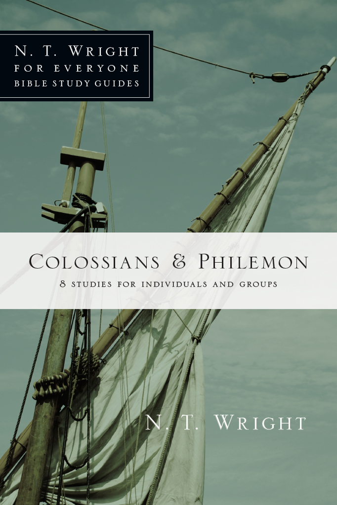 Colossians  Philemon