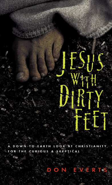 Jesus with Dirty Feet
