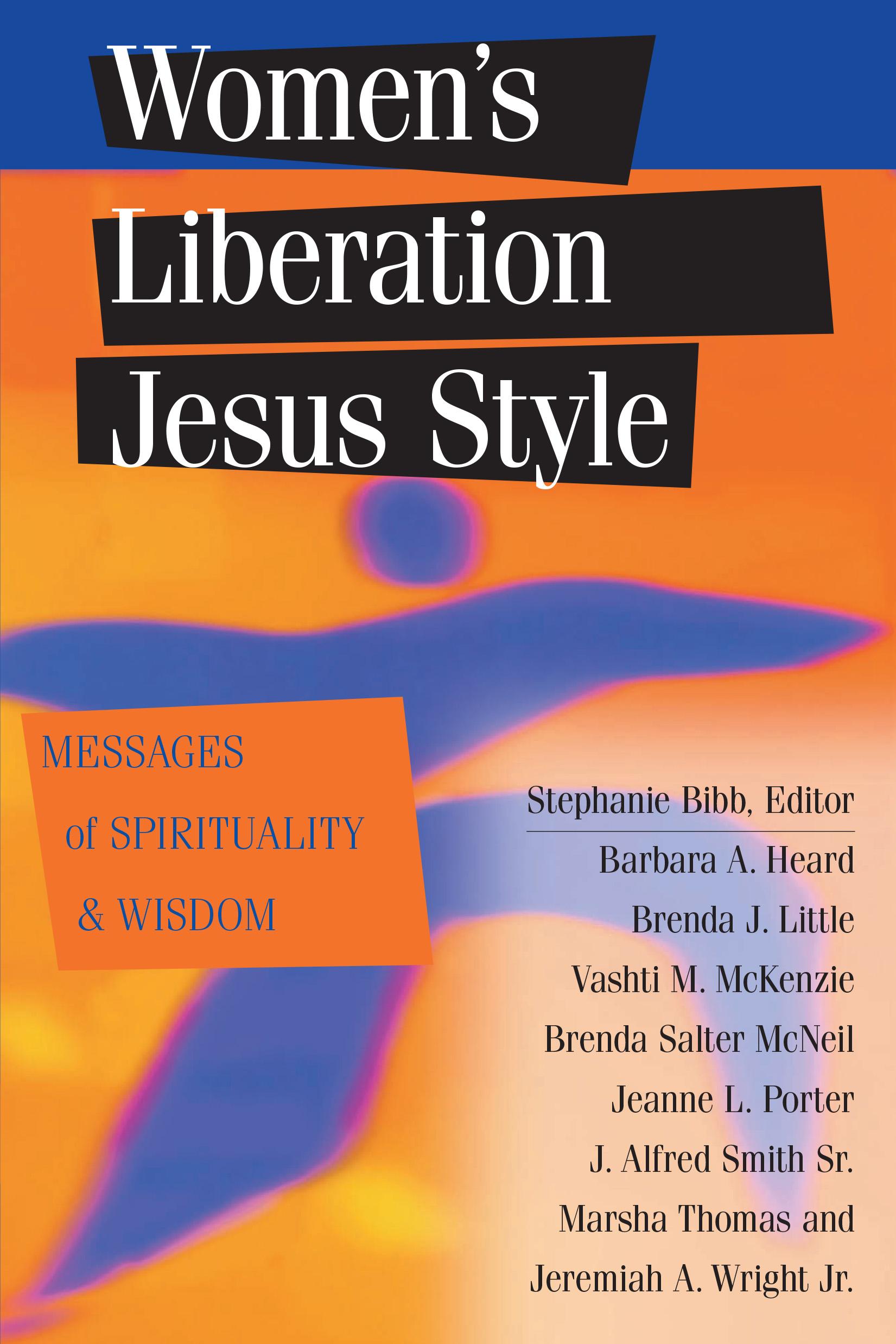 Women's Liberation Jesus Style