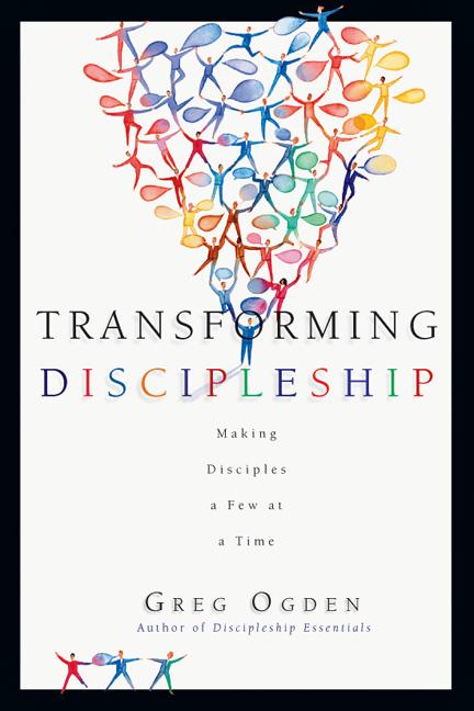 Transforming discipleship intervarsity press transforming discipleship fandeluxe Gallery