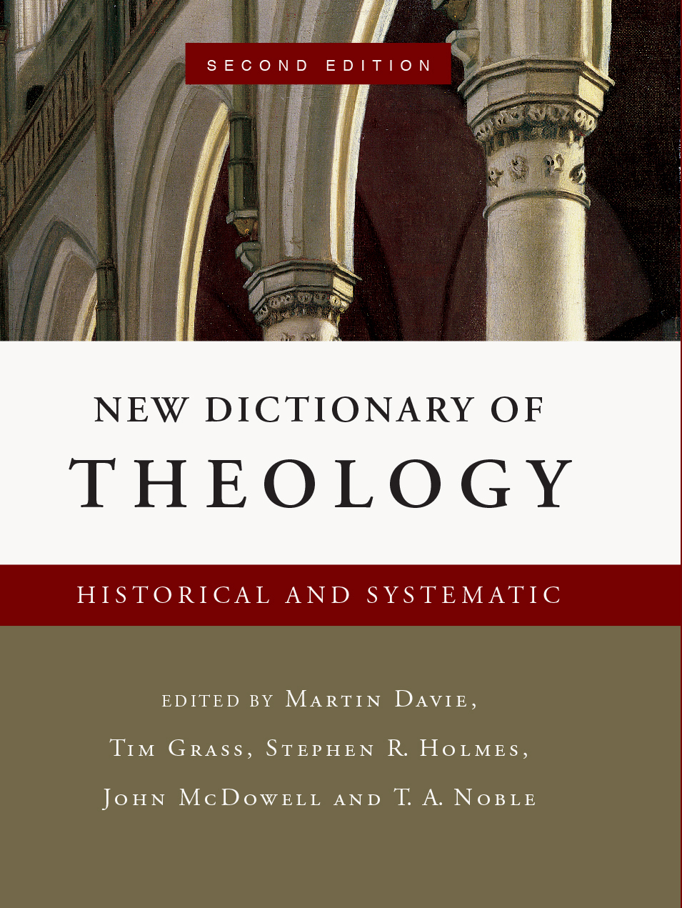 new dictionary of theology ivp
