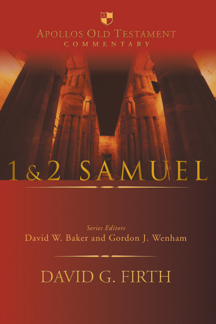 1 and 2 Samuel