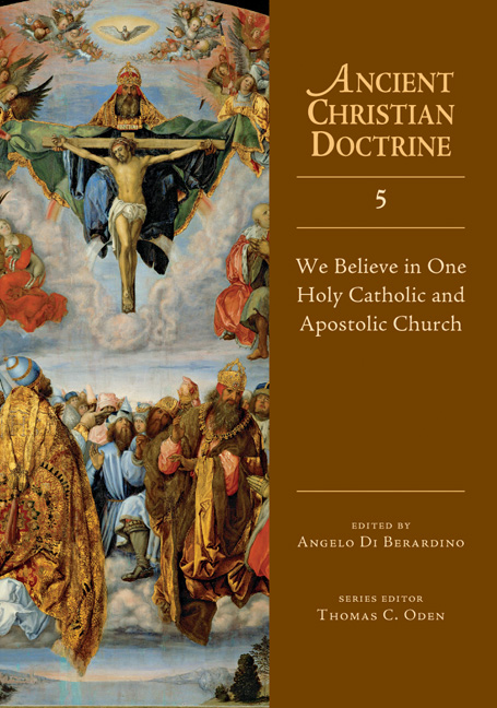 We Believe in One Holy Catholic and Apostolic Church