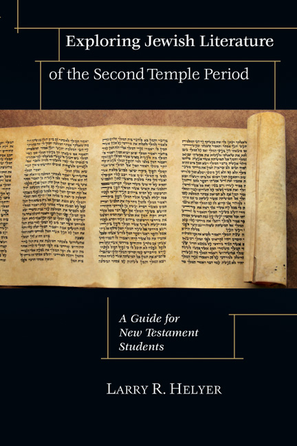 Exploring jewish literature of the second temple period exploring jewish literature of the second temple period fandeluxe Images