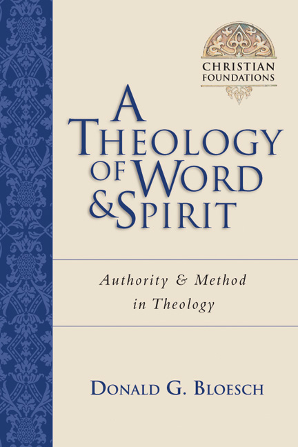 A Theology of Word  Spirit