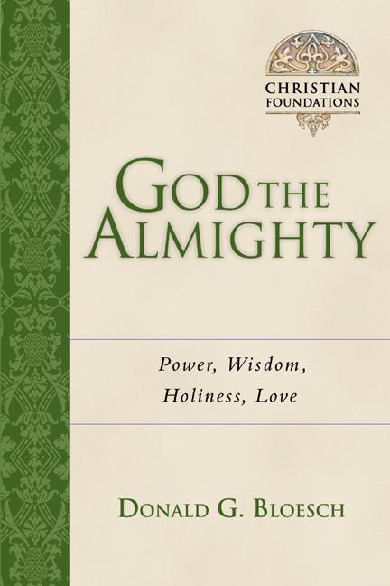 Christian foundations intervarsity press by donald g bloesch fandeluxe Choice Image