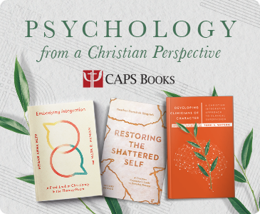 Christian Association for Psychological Studies Books