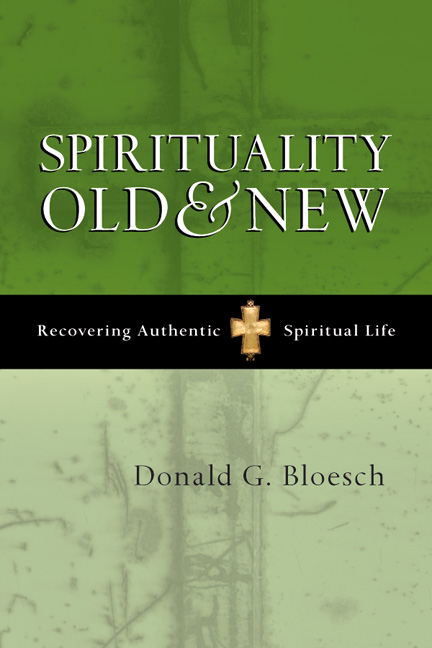 Spirituality Old & New