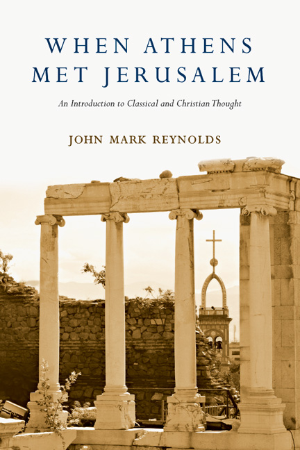 When Athens Met Jerusalem