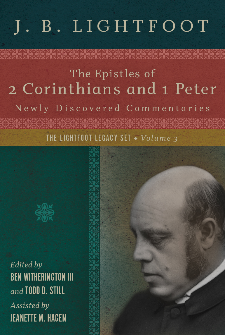 The Epistles of 2 Corinthians and 1 Peter