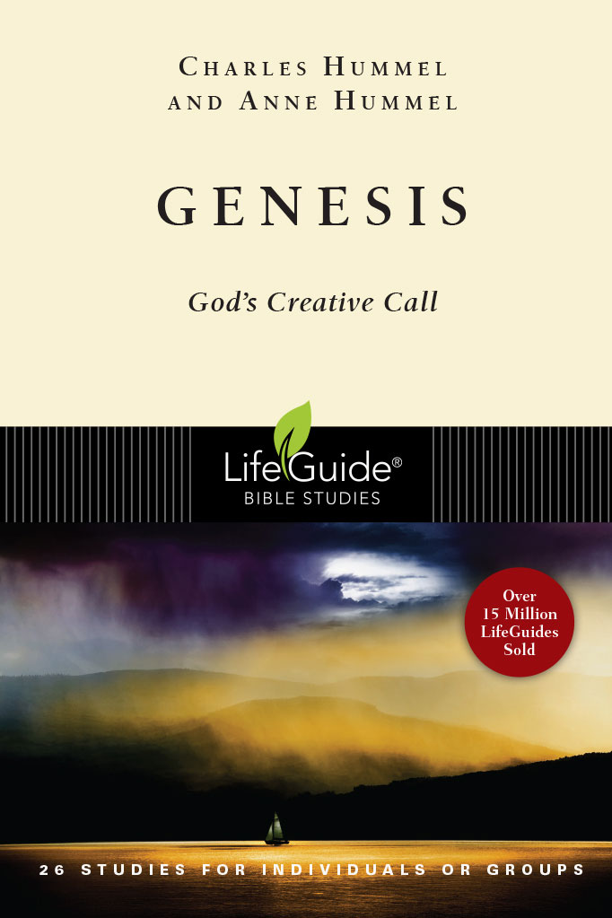 photo regarding Printable Bible Study Guide for Genesis identified as LifeGuide Bible Reports - InterVarsity Thrust