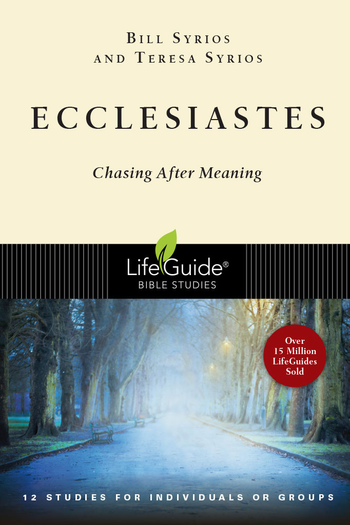 Daily Quiet Time Bible Study - InterVarsity Press