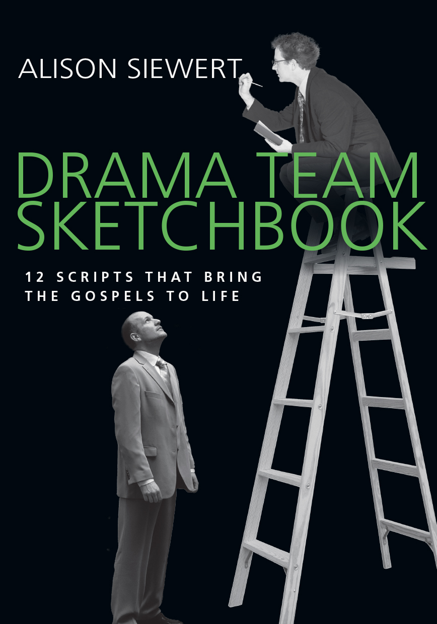 Drama Team Sketchbook