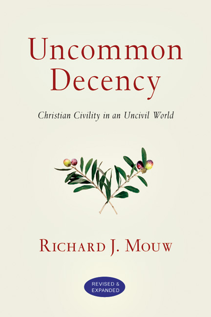 Uncommon Decency - InterVarsity Press