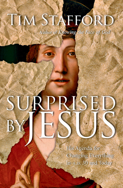 Surprised by Jesus