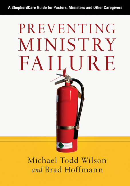 Preventing ministry failure intervarsity press by brad hoffmann preventing ministry failure fandeluxe Choice Image