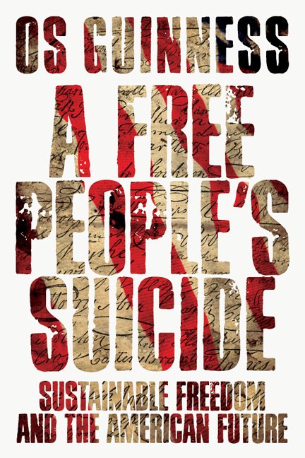 A Free People's Suicide