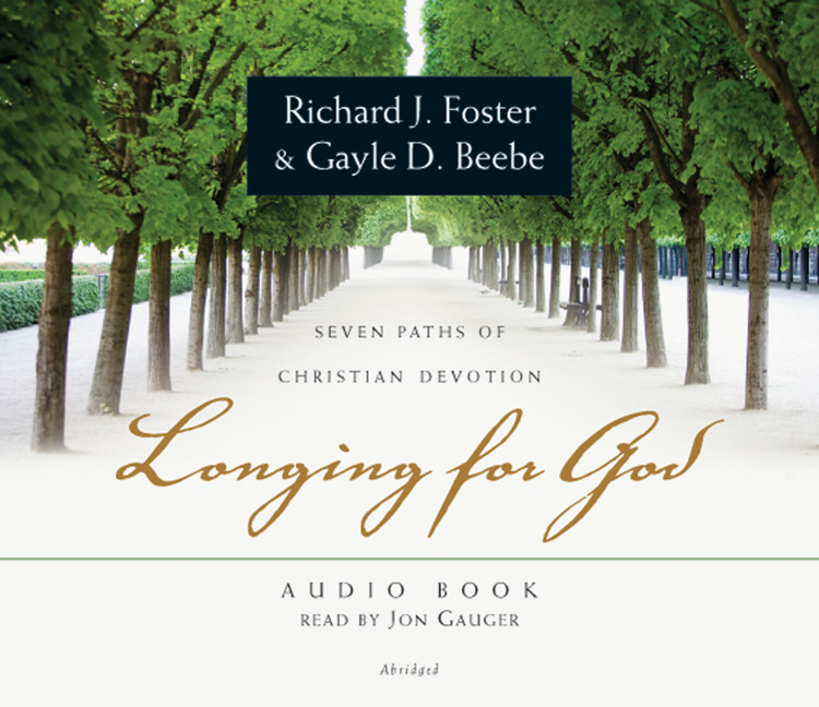 Longing for God Audio Book