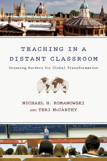 Teaching in a Distant Classroom