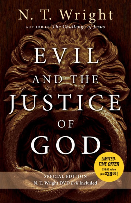 Evil and the Justice of God (with DVD)
