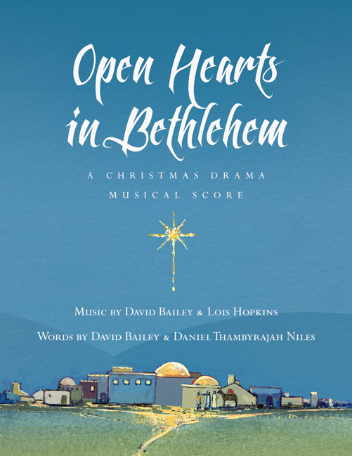 Open Hearts in Bethlehem Musical Score