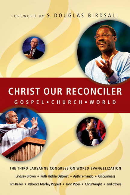 Christ Our Reconciler
