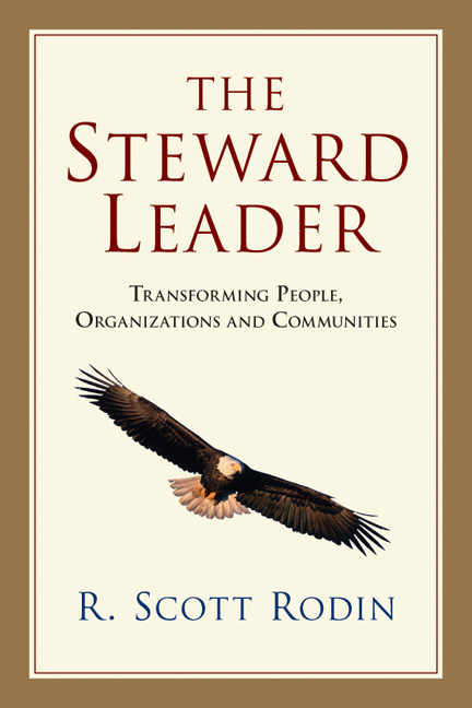 The Steward Leader