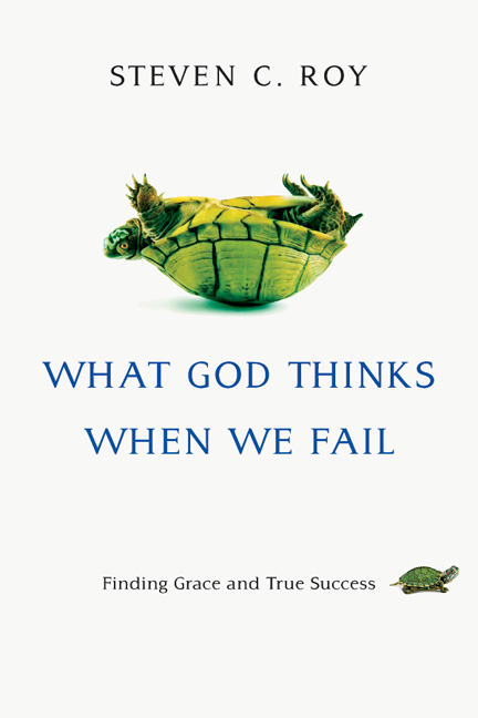What God Thinks When We Fail