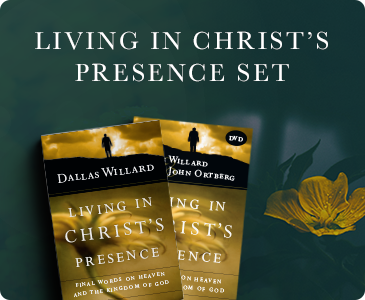Living in Christ's Presence Set