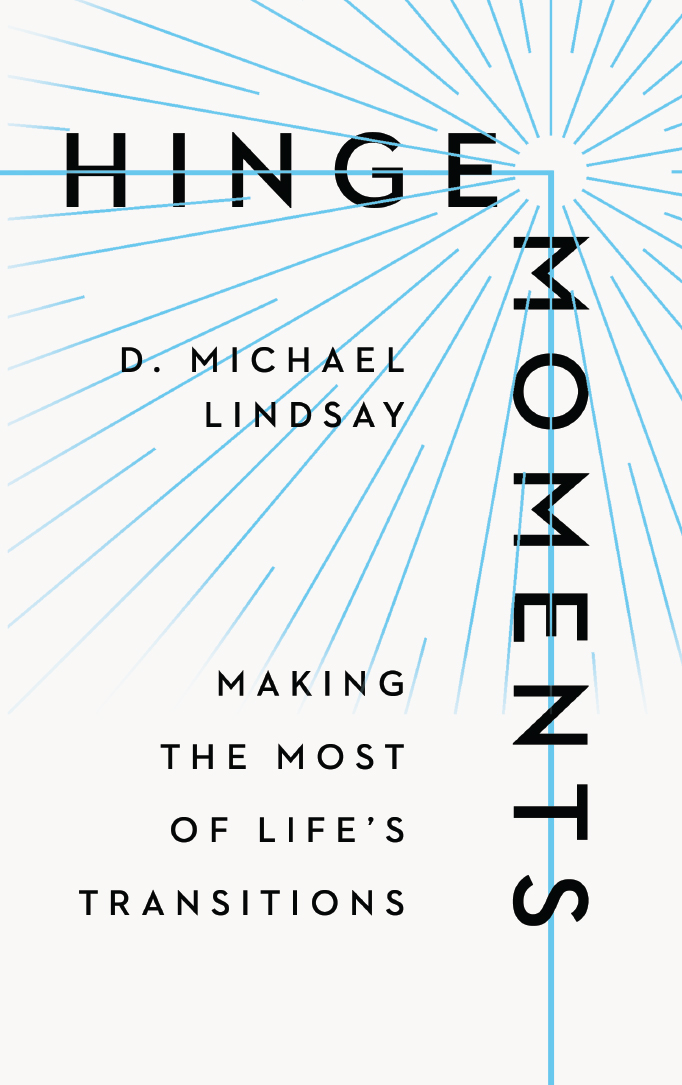 Hinge Moments by D. Michael Lindsay