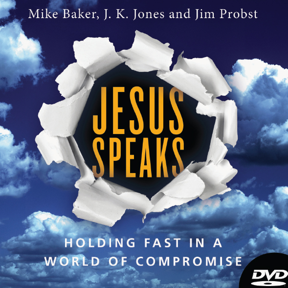 Jesus Speaks DVD