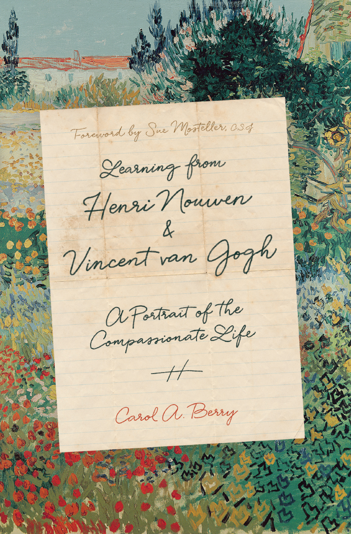 Learning from Henri Nouwen and Vincent van Gogh