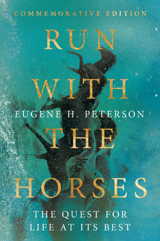 Run with the Horses
