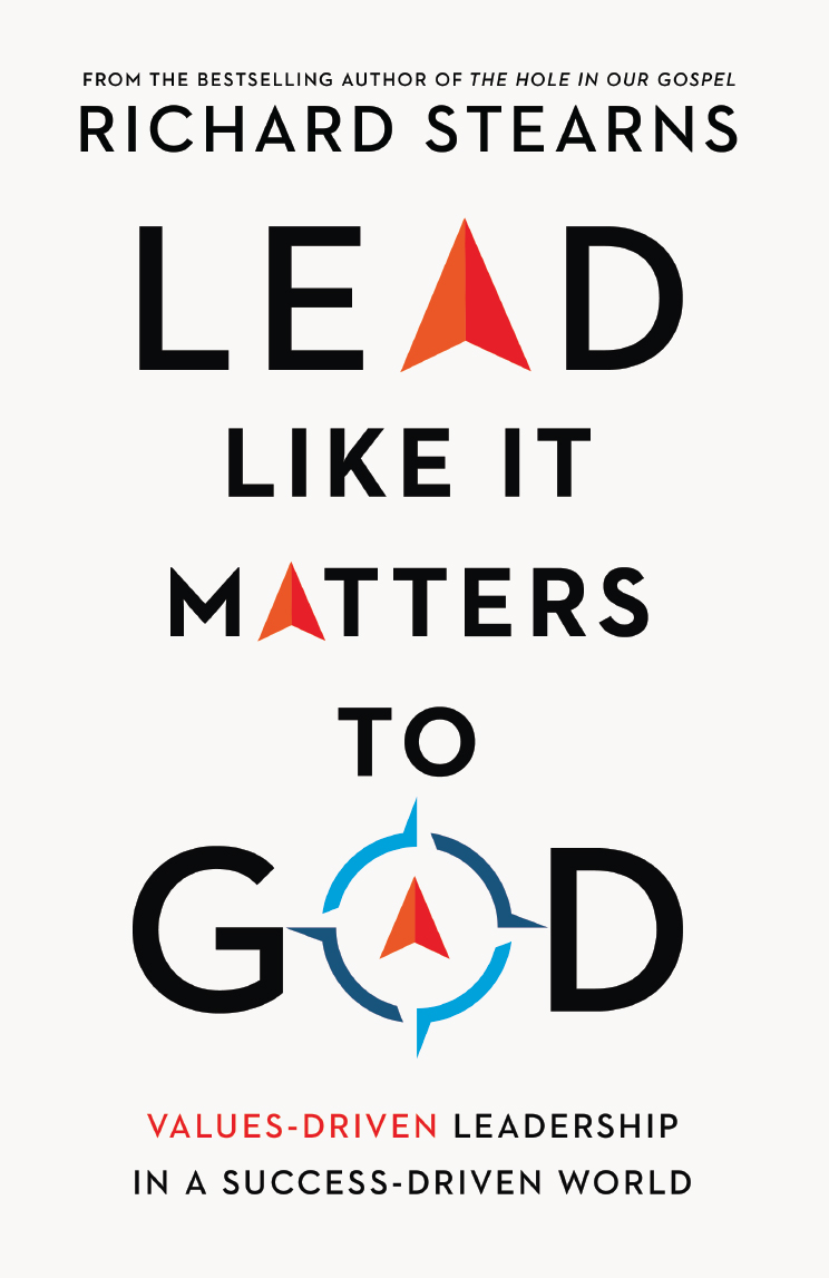 Lead Like It Matters to God Named Christian Leadership Alliance 2021 Outcomes Conference Book of the Year