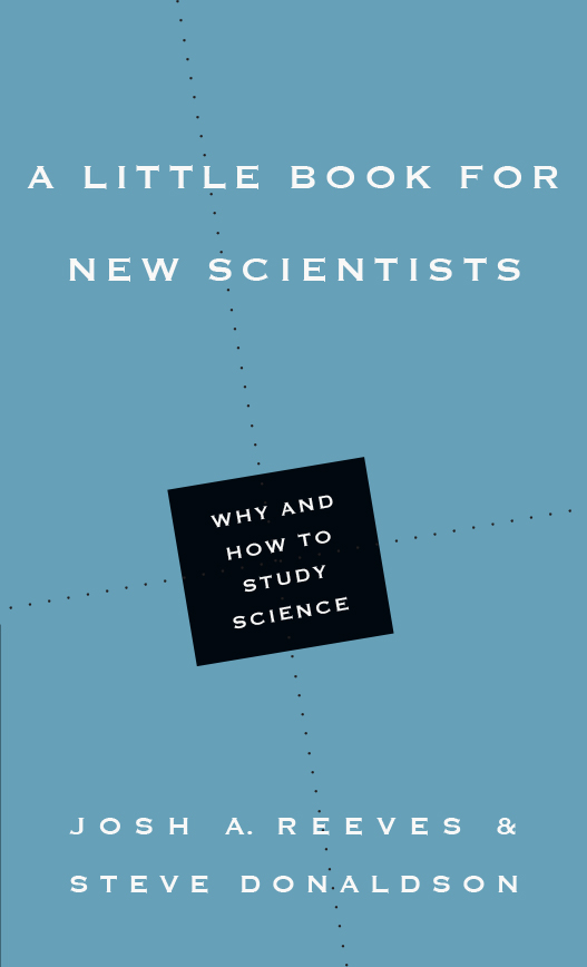LITTLE BOOK FOR NEW SCIENTISTS, A