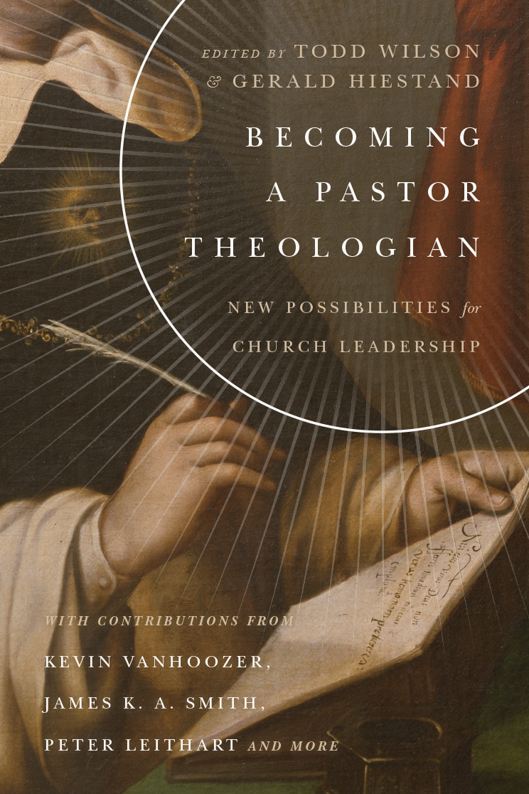 Becoming a Pastor Theologian